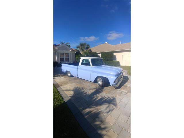 Picture of '66 C/K 10 - PAGV