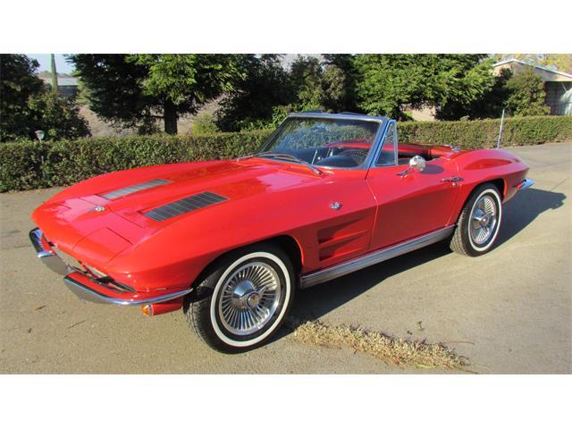 1963 Chevrolet Corvette For Sale On Classiccars