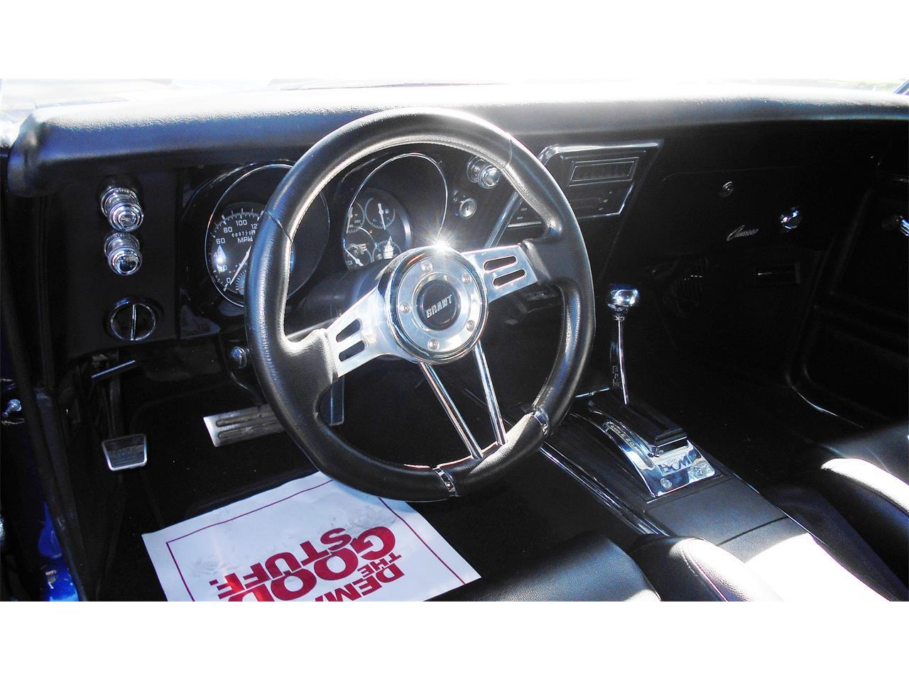 Large Picture of '67 Camaro - PB9Q