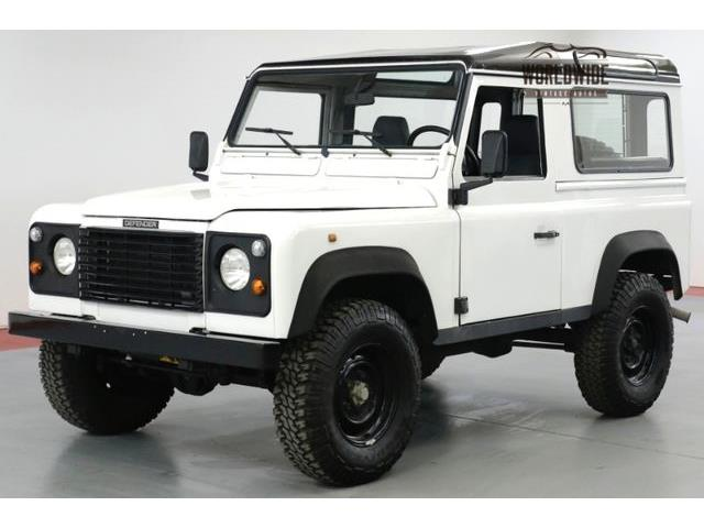 Picture of '89 Defender - PBA7