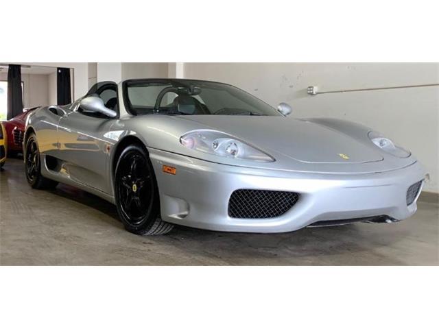 Picture of '02 Ferrari 360 - $67,495.00 - PBB4