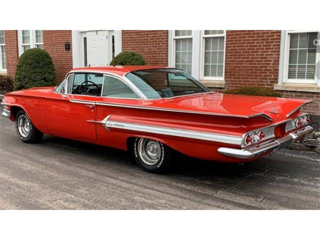 Picture of '60 Impala - PBBN