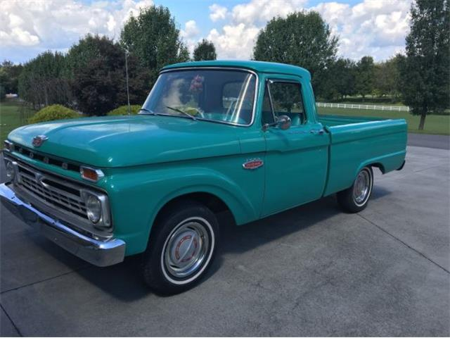 Picture of '66 F100 - PBCN