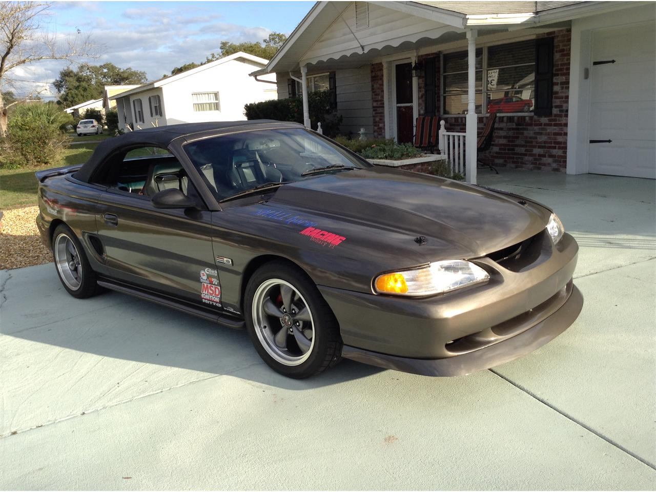 For sale 1995 ford mustang gt in debary florida