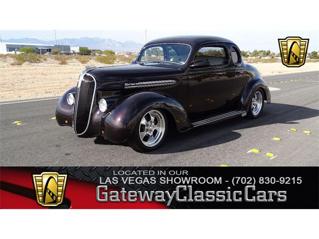 1937 Plymouth Business Coupe