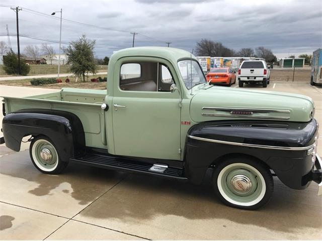 Picture of '50 M 47 Pickup - PBDU