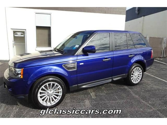 Picture of '10 Range Rover Sport - PBE8