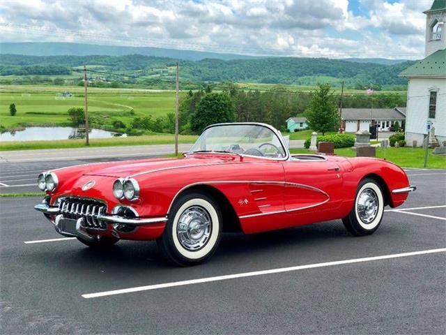 Picture of '59 Corvette - PBEE