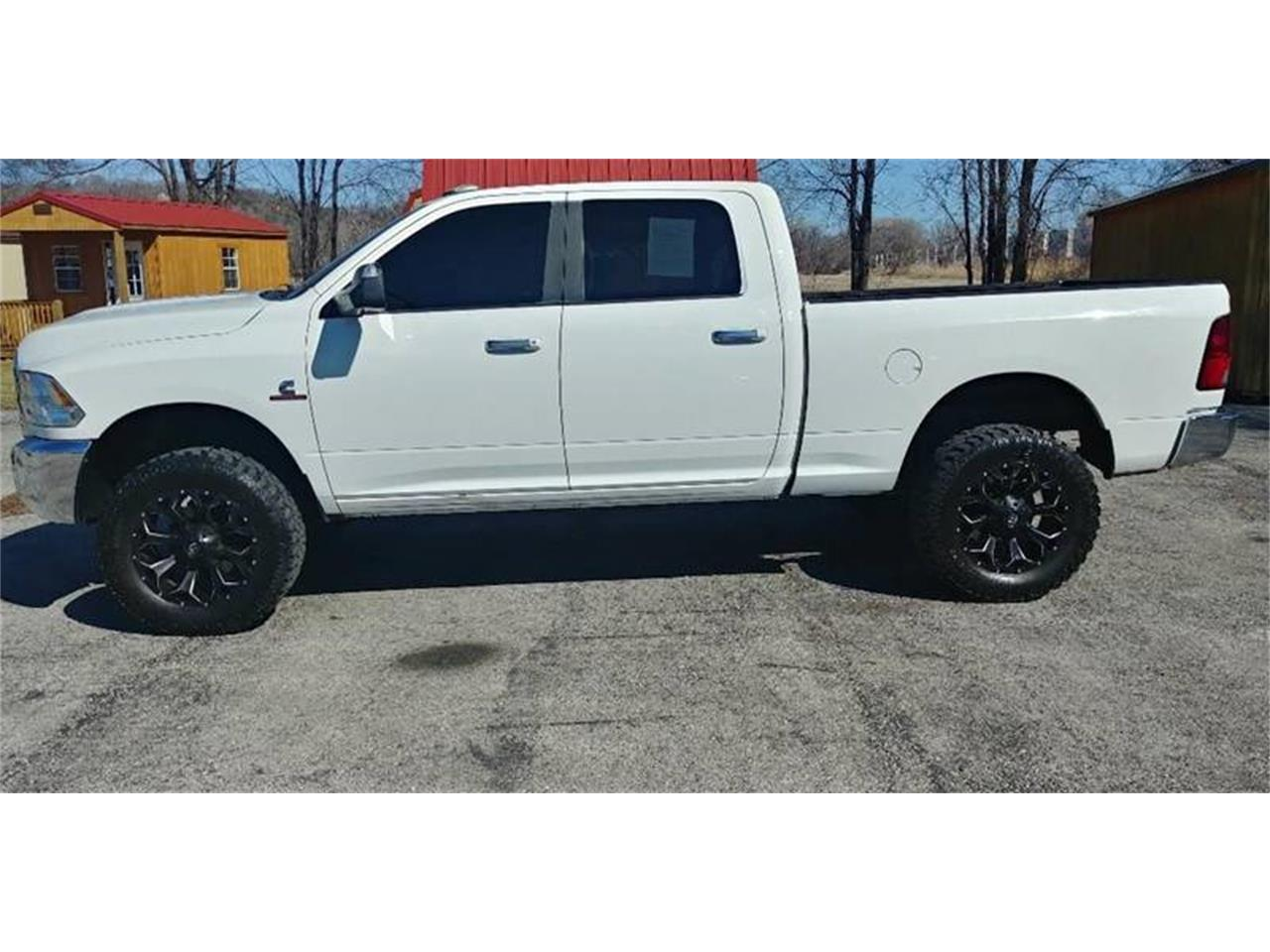 Large Picture of '13 Dodge Ram 2500 located in Olathe Kansas Offered by All American Auto Mart Inc - PBEK
