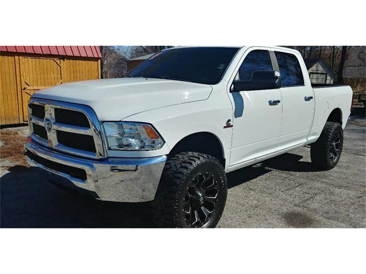 Large Picture of '13 Ram 2500 - $26,980.00 Offered by All American Auto Mart Inc - PBEK