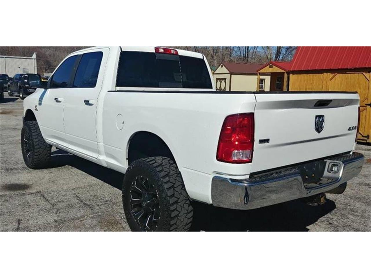 Large Picture of '13 Ram 2500 - PBEK