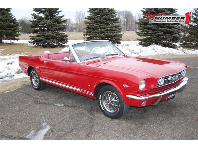 Picture of '66 Mustang - PBEP