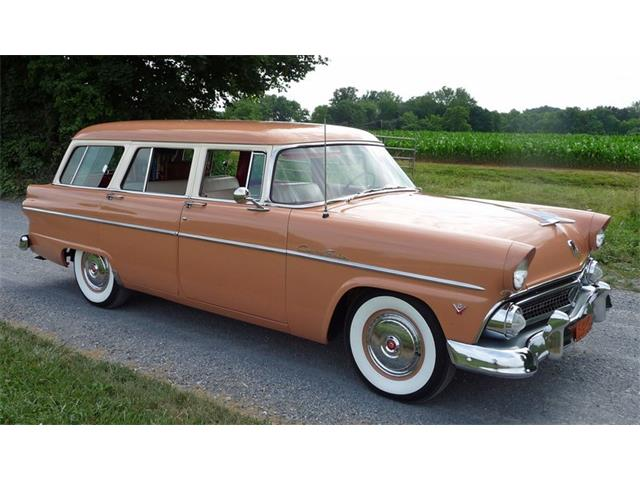 Picture of '55 Station Wagon located in West Chester Pennsylvania - $32,500.00 Offered by  - PBF3