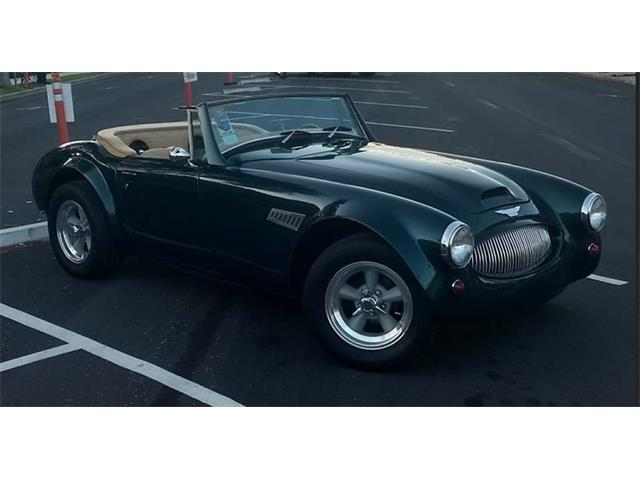 Picture of 1966 Austin-Healey 3000 Mark III located in California - $61,000.00 Offered by  - PBFH