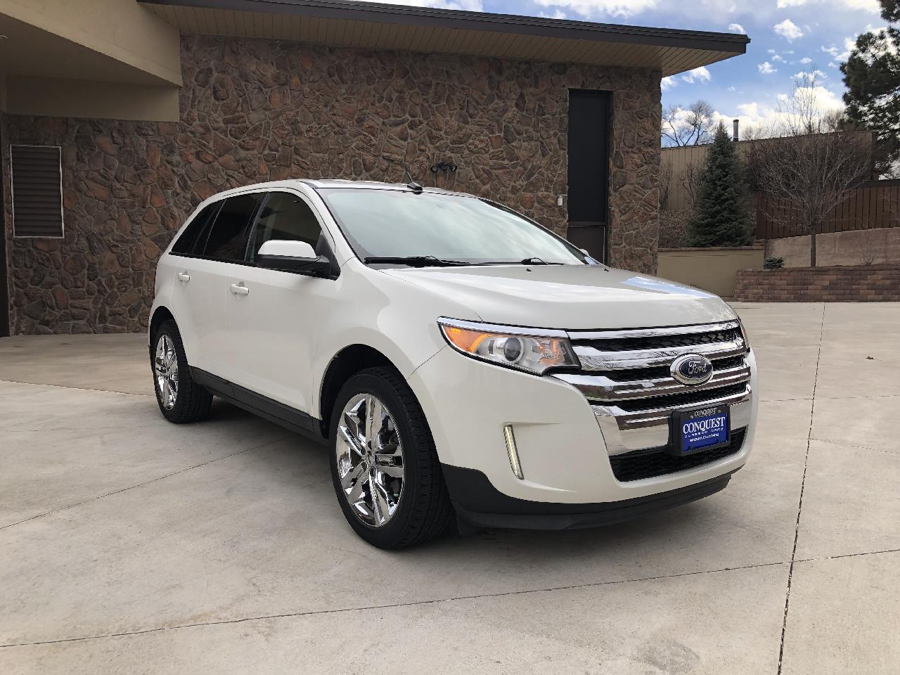 2013 Ford Edge For Sale >> For Sale 2013 Ford Edge In Greeley Colorado