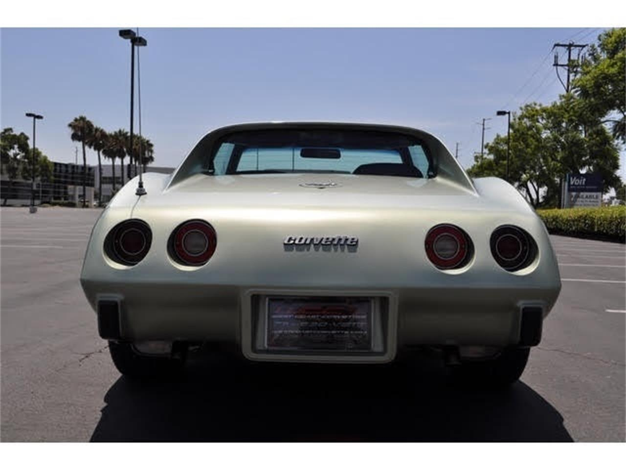 Large Picture of '77 Chevrolet Corvette located in Anaheim California - $18,900.00 - PBFU