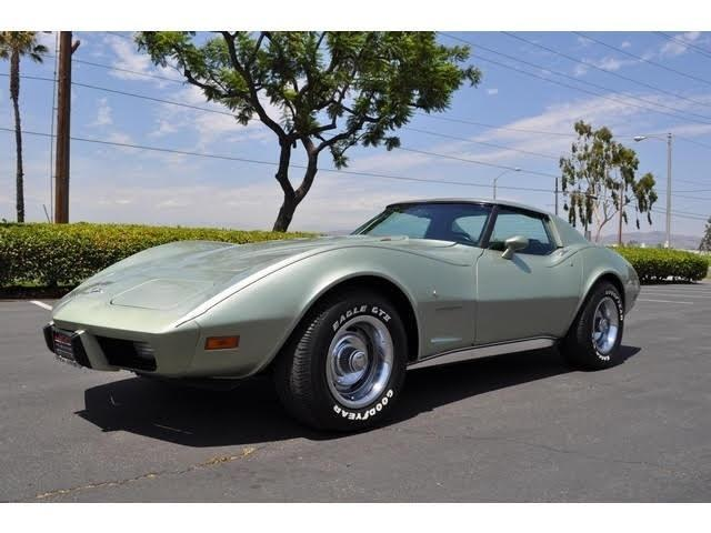Picture of 1977 Chevrolet Corvette located in California - PBFU