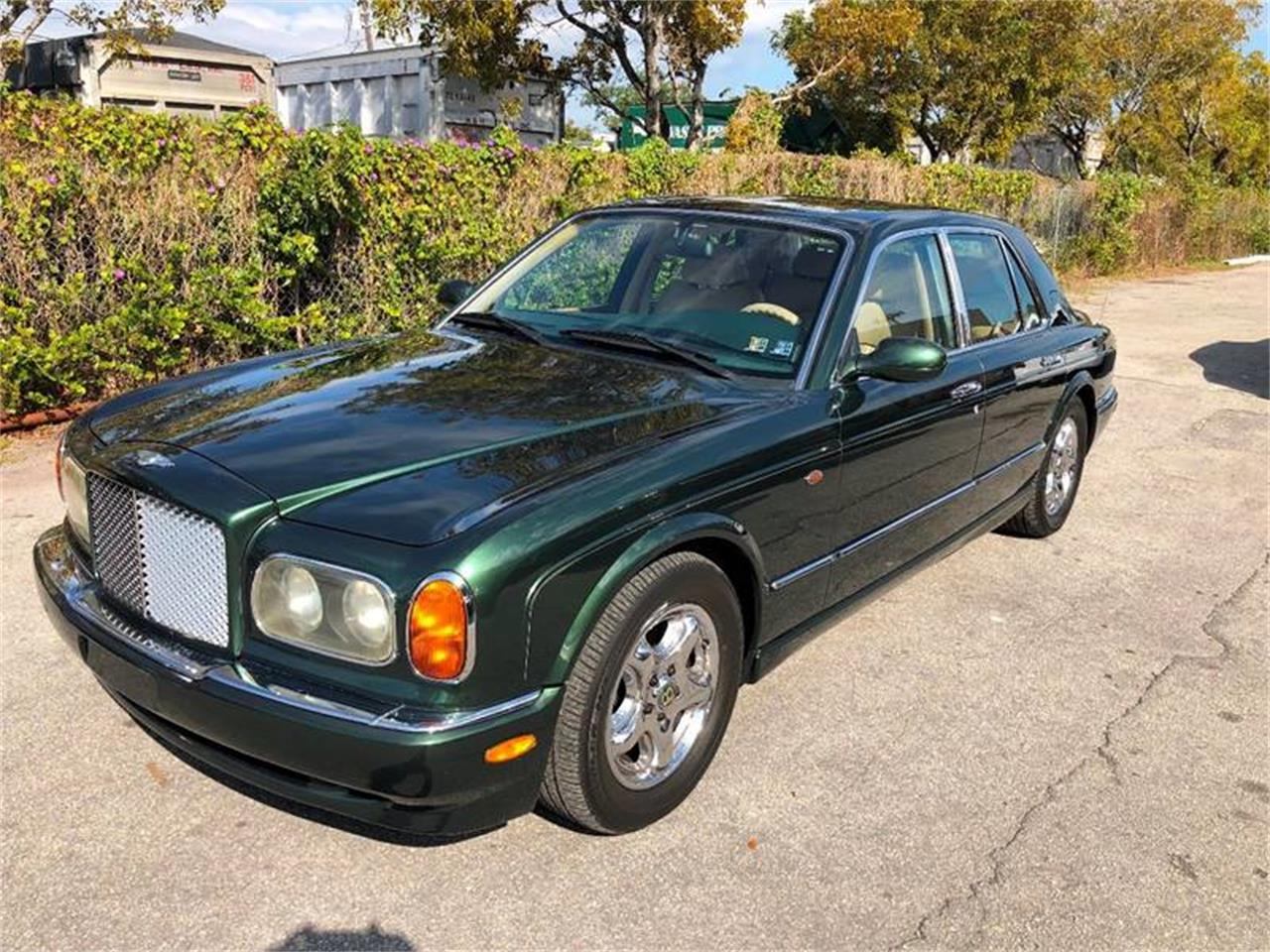 Large Picture of '99 Arnage - PBFW