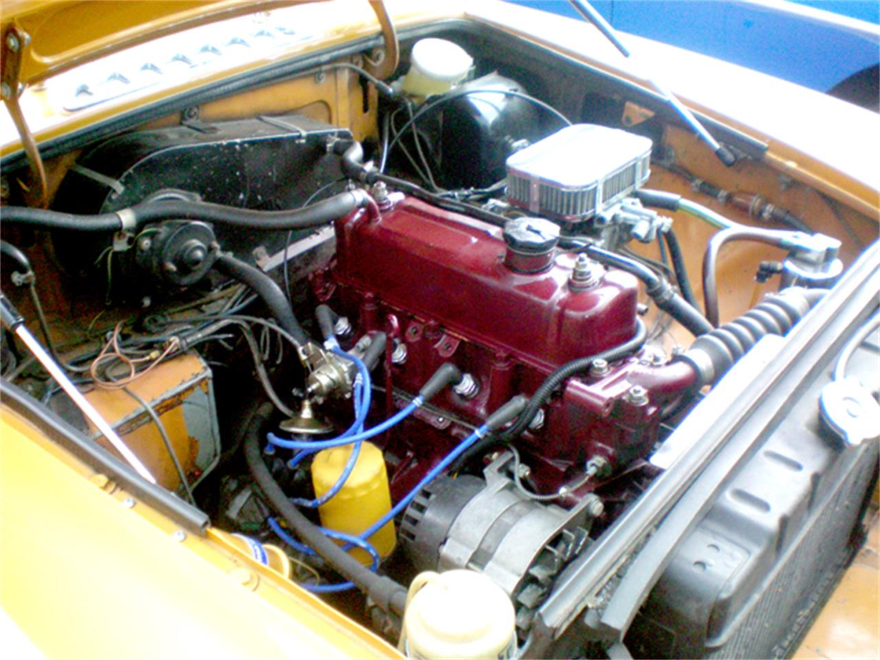 Large Picture of '70 MGB GT - PBGA