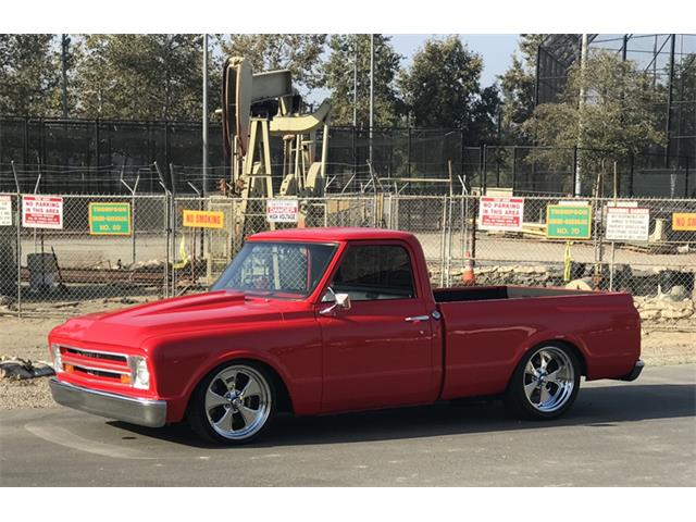 Picture of '69 Chevrolet C-Series located in California - $45,000.00 Offered by a Private Seller - PBGB