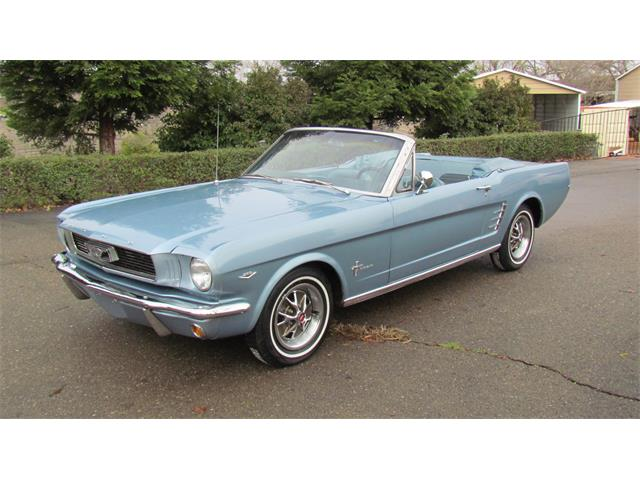 Picture of Classic 1966 Mustang Offered by a Private Seller - PBGP