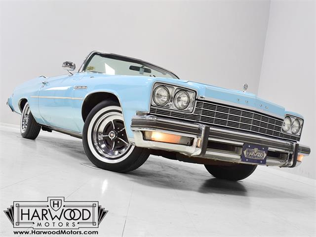 Picture of '75 LeSabre located in Ohio Offered by  - PBGR