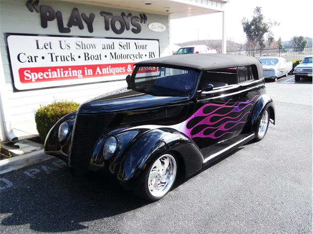 Picture of '37 Ford Phaeton located in Redlands California - PBGS