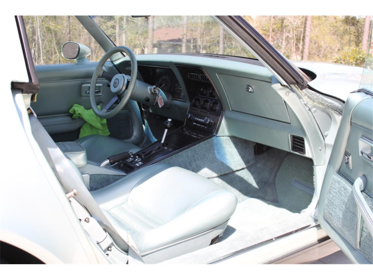 Large Picture of '82 Chevrolet Corvette located in Fairhope Alabama - $24,500.00 - PBGY