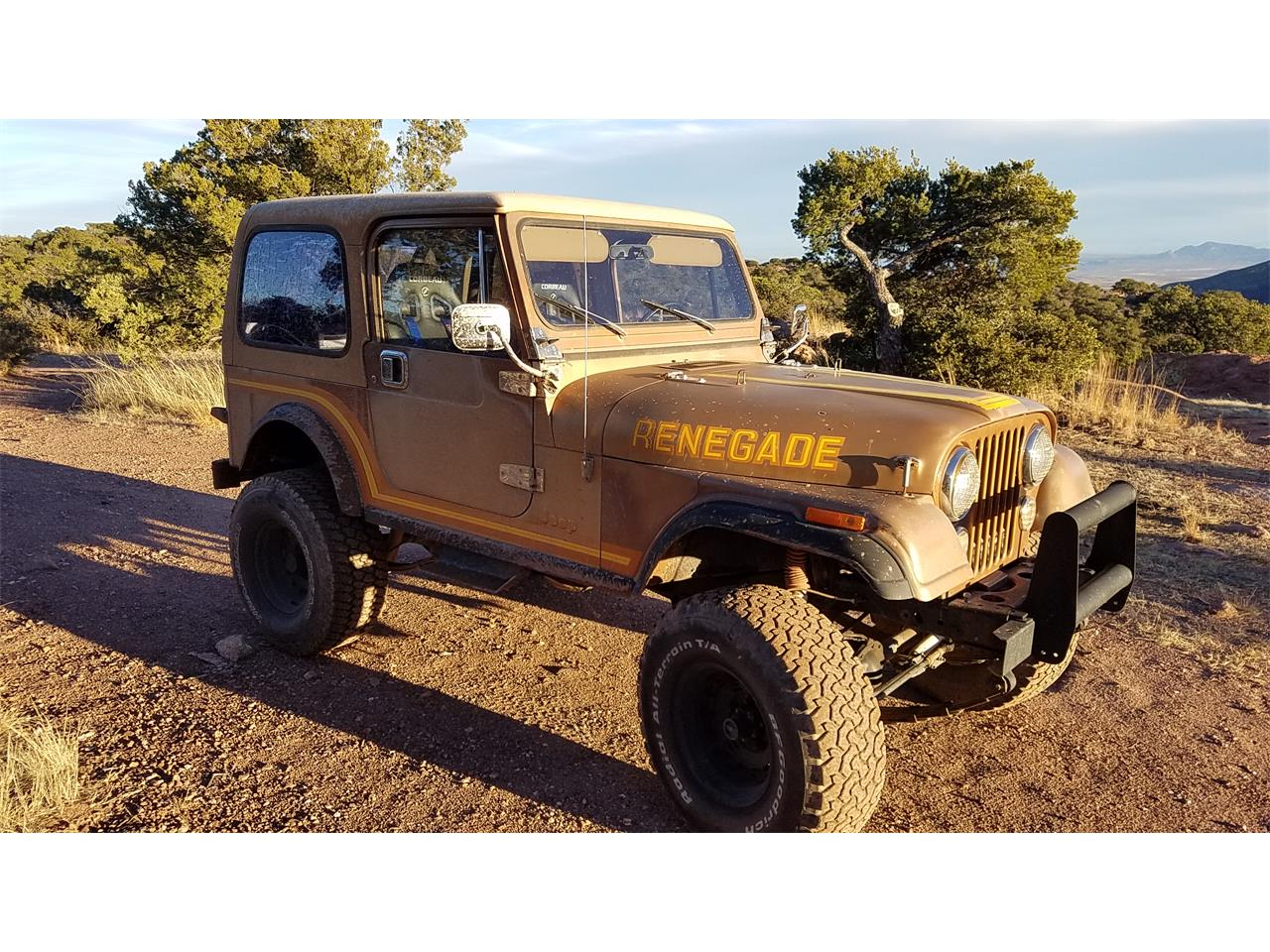 Large Picture of '85 Renegade - PBH6
