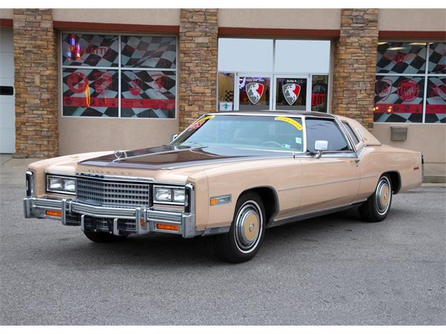 Picture of '78 Eldorado - PBHW