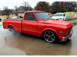 Picture of 1968 Chevrolet Short Wide Bed Auction Vehicle Offered by Leake Auction Company - PBI4