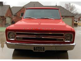 Picture of Classic 1968 Chevrolet Short Wide Bed located in Oklahoma Auction Vehicle Offered by Leake Auction Company - PBI4
