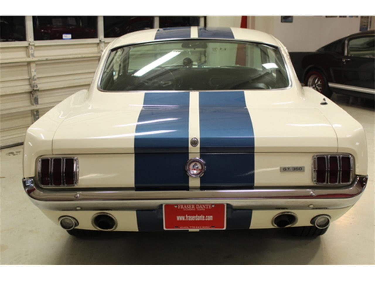 Large Picture of '66 Mustang GT350 - PALF