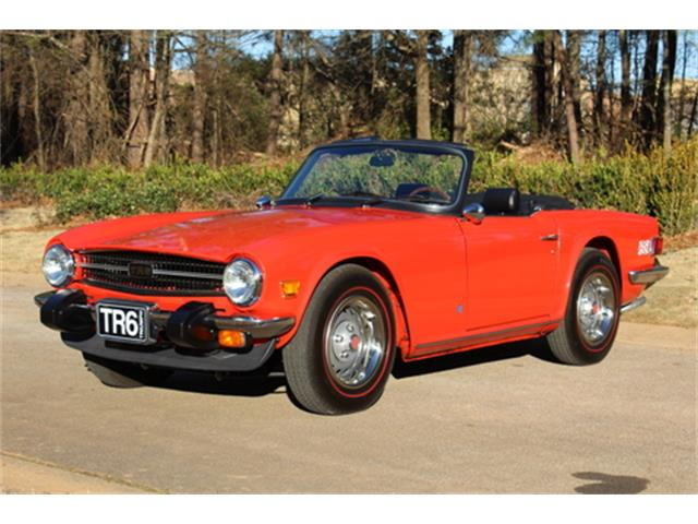 Picture of '76 Triumph TR6 located in Roswell Georgia - $36,950.00 - PALH