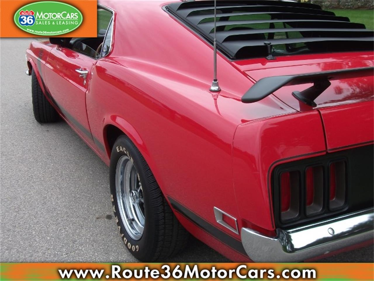 Large Picture of Classic 1970 Ford Mustang - $69,975.00 - PBL3