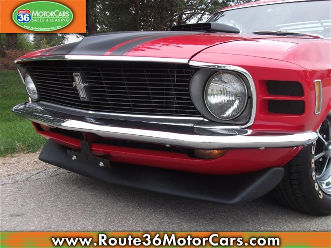 Large Picture of Classic '70 Mustang located in Dublin Ohio - PBL3