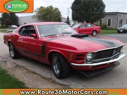 Picture of Classic 1970 Ford Mustang located in Dublin Ohio Offered by Route 36 Motor Cars - PBL3