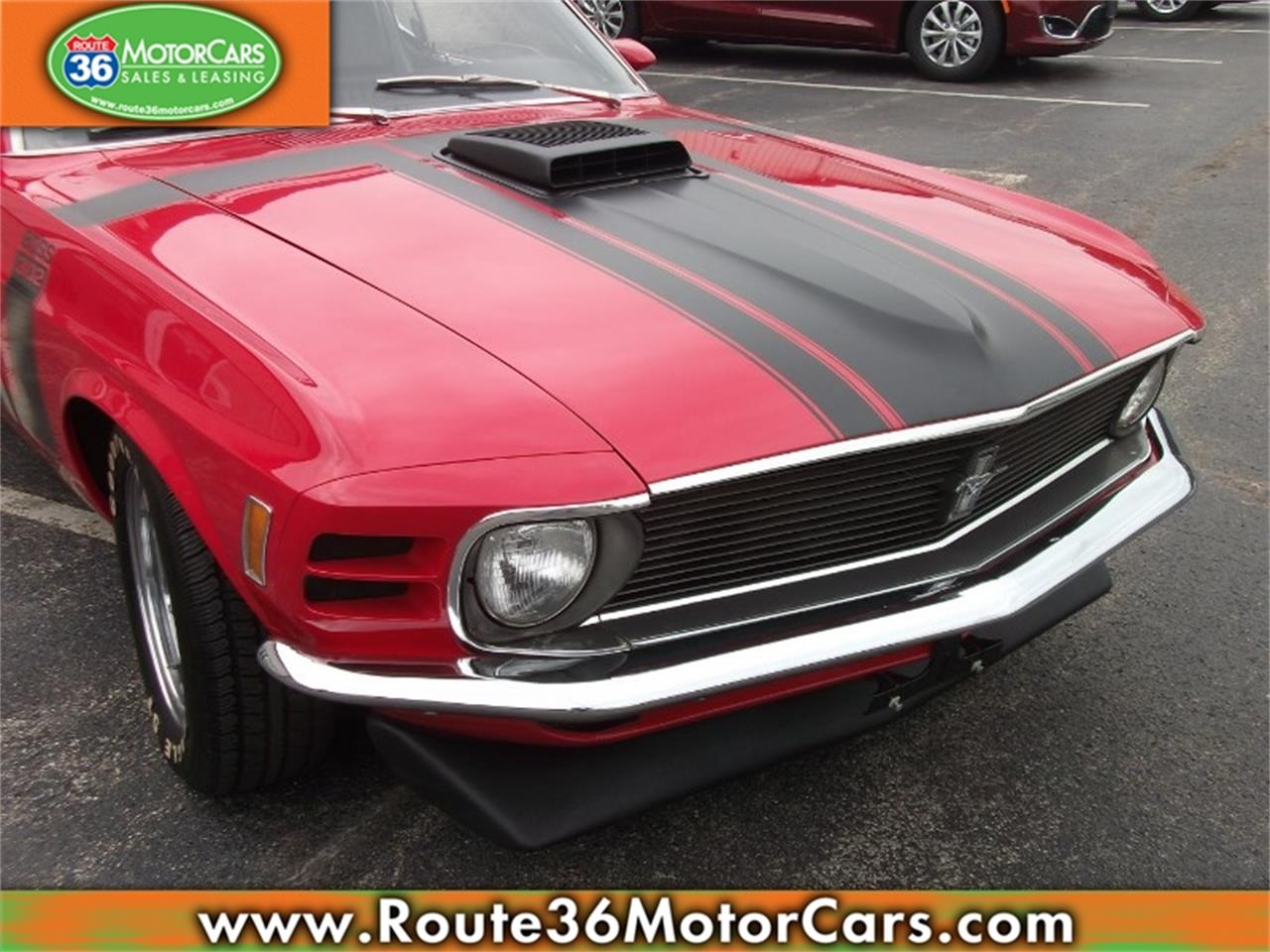 Large Picture of Classic 1970 Mustang located in Dublin Ohio - $69,975.00 - PBL3
