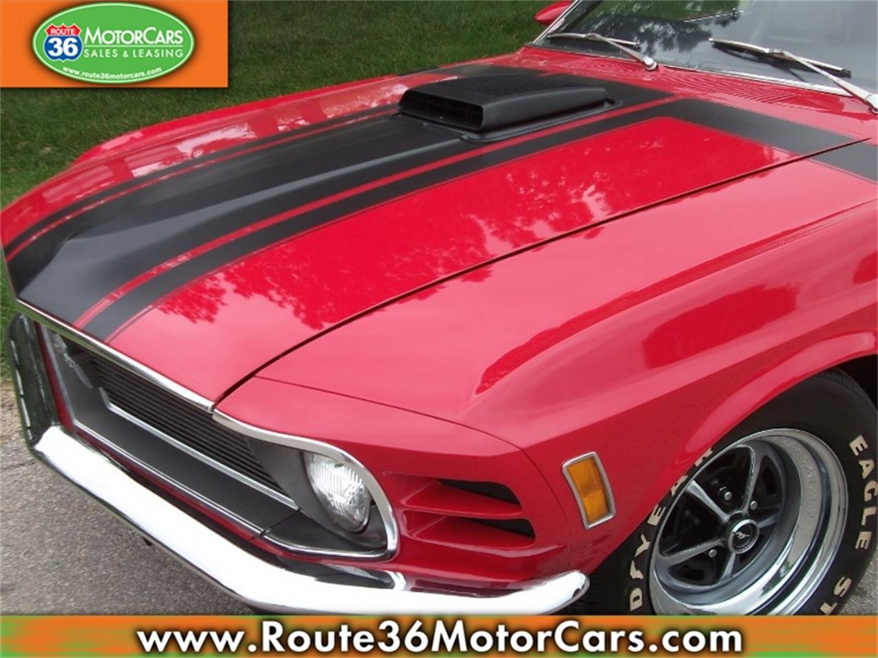 Large Picture of Classic 1970 Ford Mustang located in Ohio - $69,975.00 - PBL3