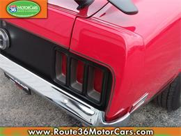 Picture of '70 Ford Mustang located in Dublin Ohio - $69,975.00 Offered by Route 36 Motor Cars - PBL3