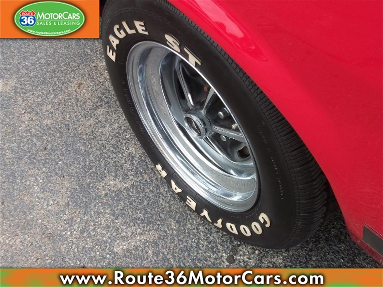 Large Picture of 1970 Ford Mustang located in Ohio Offered by Route 36 Motor Cars - PBL3