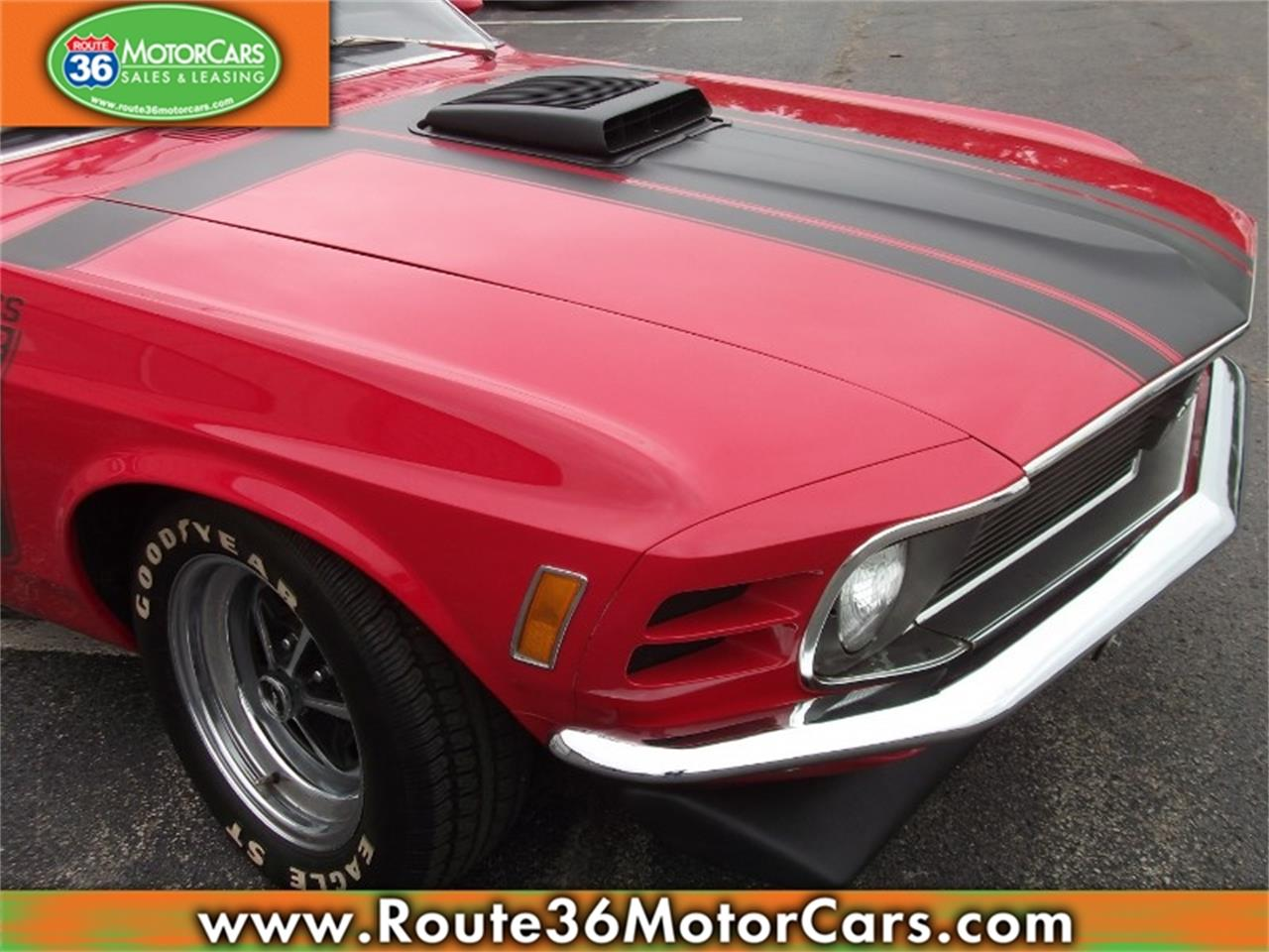 Large picture of 1970 mustang located in ohio pbl3