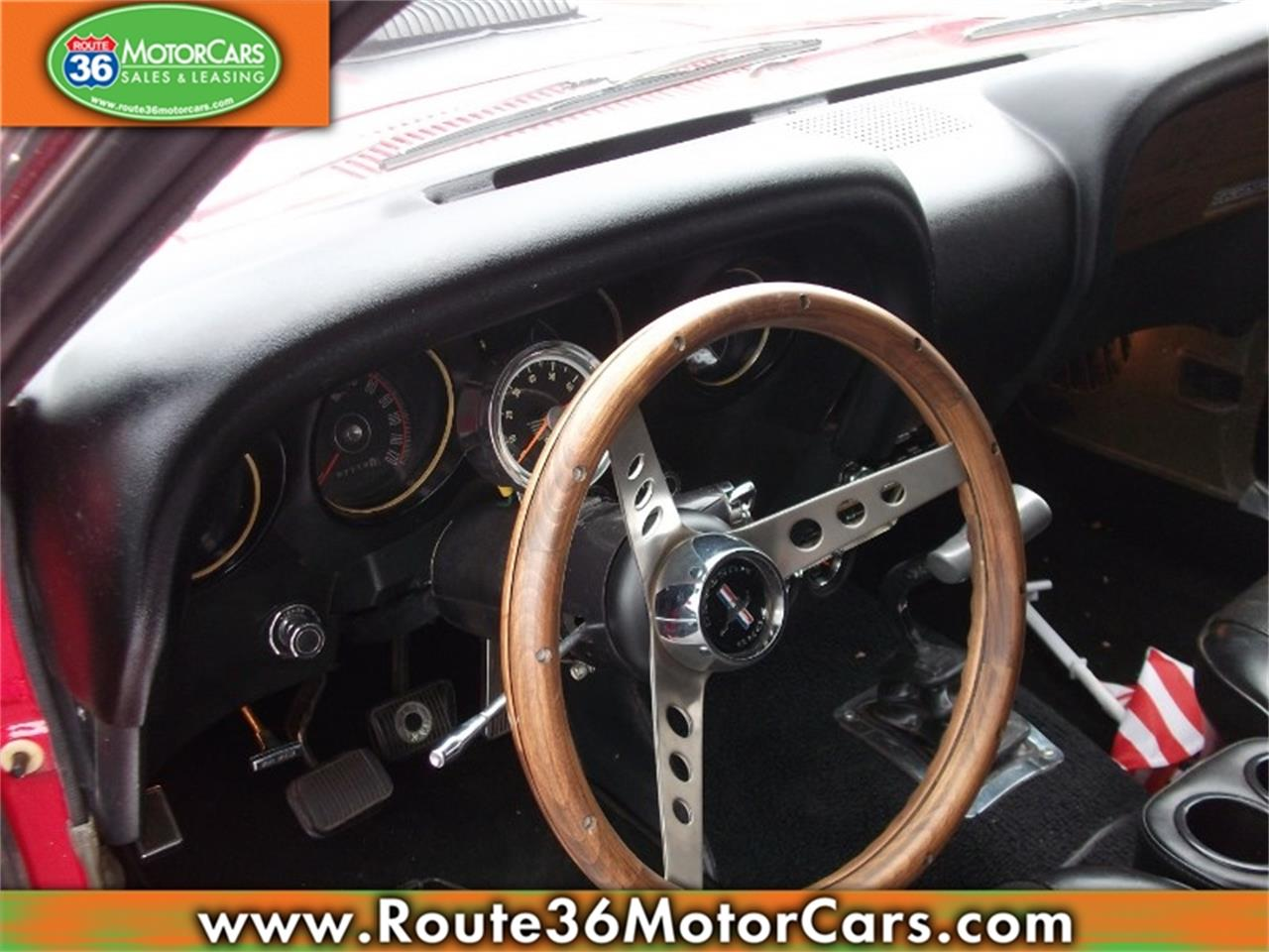 Large Picture of 1970 Ford Mustang located in Ohio - $69,975.00 Offered by Route 36 Motor Cars - PBL3