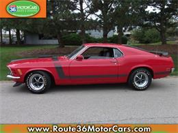 Picture of 1970 Mustang located in Ohio - $69,975.00 Offered by Route 36 Motor Cars - PBL3