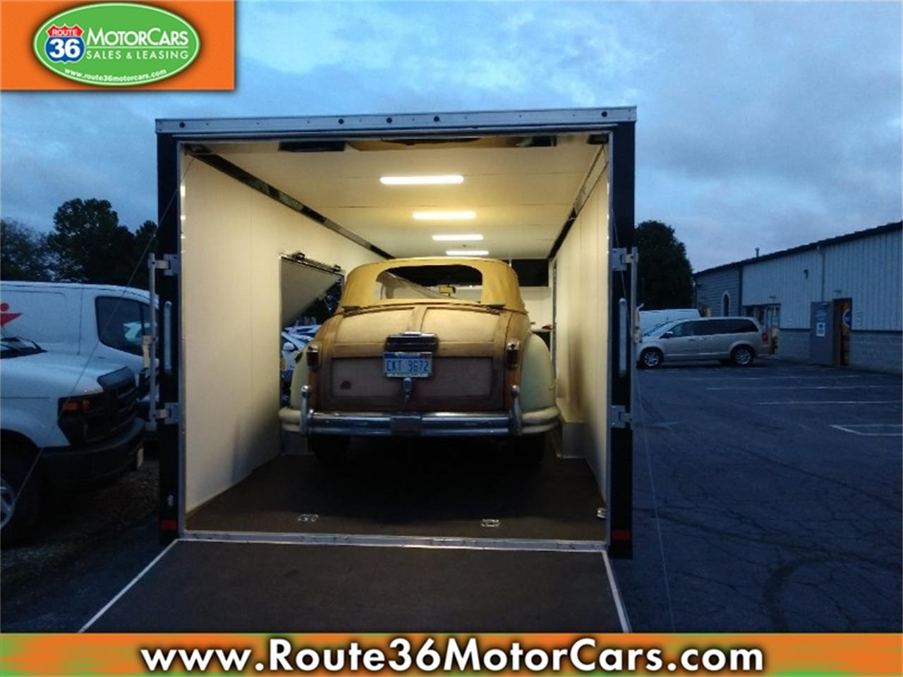Large Picture Of 47 Chrysler Town Country Located In Dublin Ohio 475 00