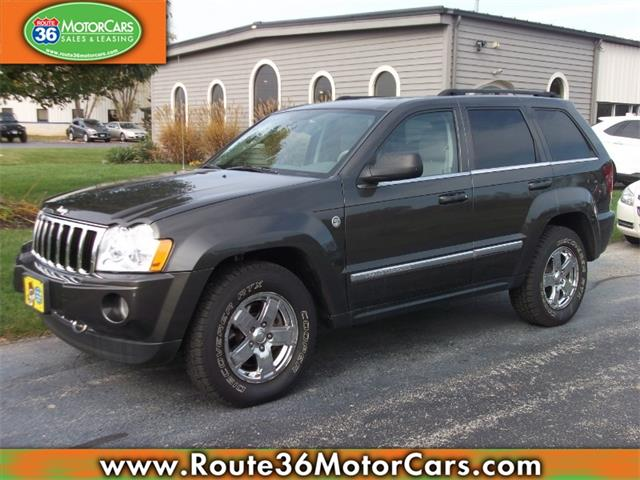Picture of '06 Grand Cherokee - PBL5