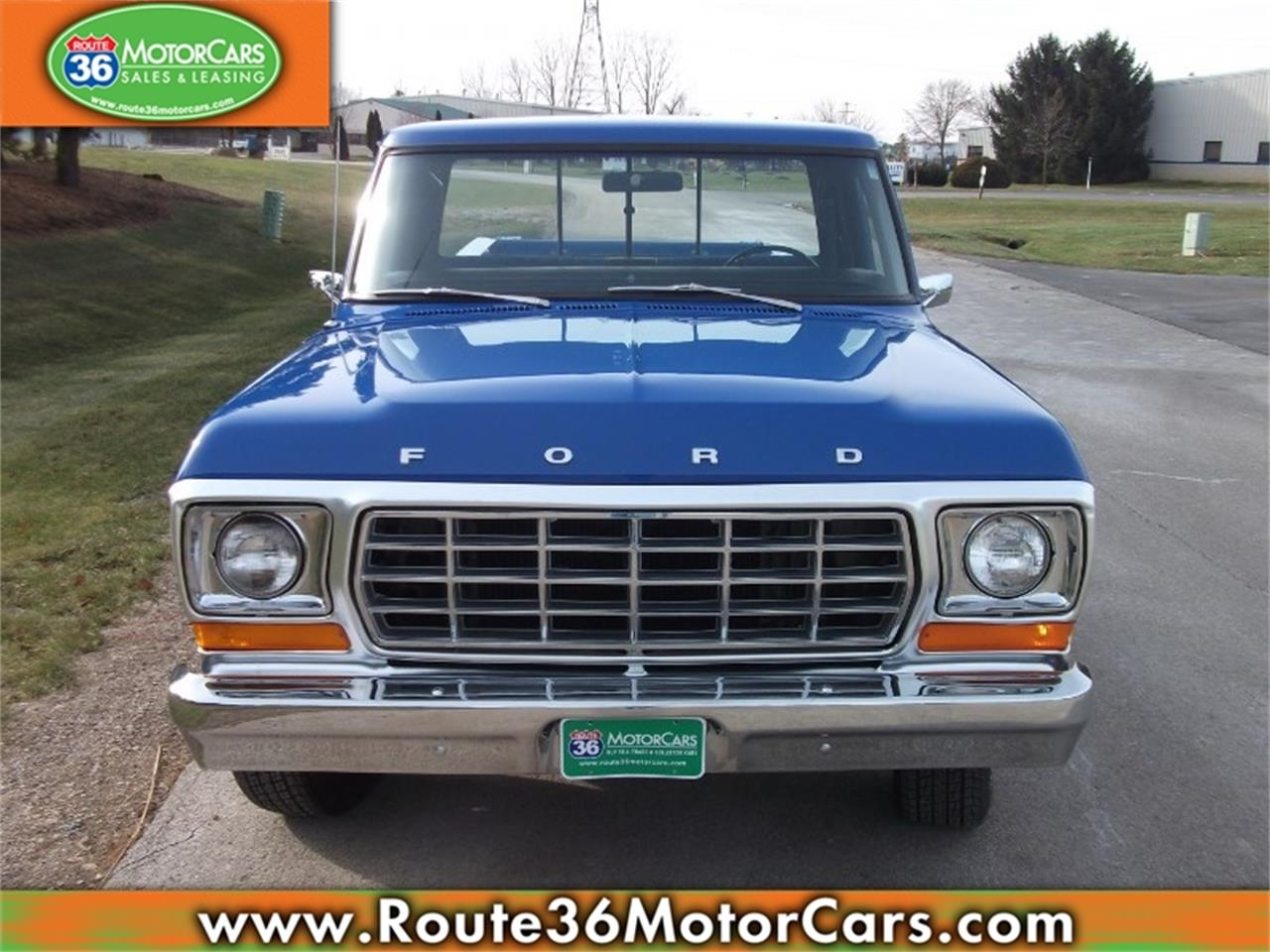 Large Picture of '78 F100 - PBL7