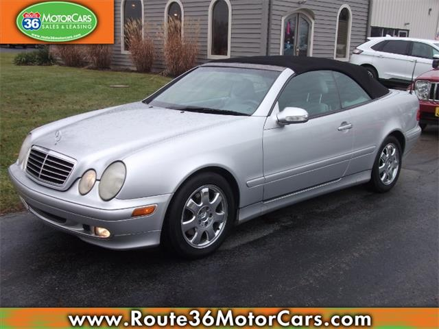 Picture of '02 CLK-Class - PBLA