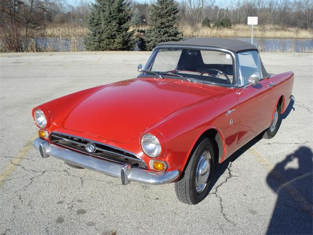 Picture of Classic 1967 Sunbeam Alpine located in Illinois - $10,200.00 Offered by a Private Seller - PBLD
