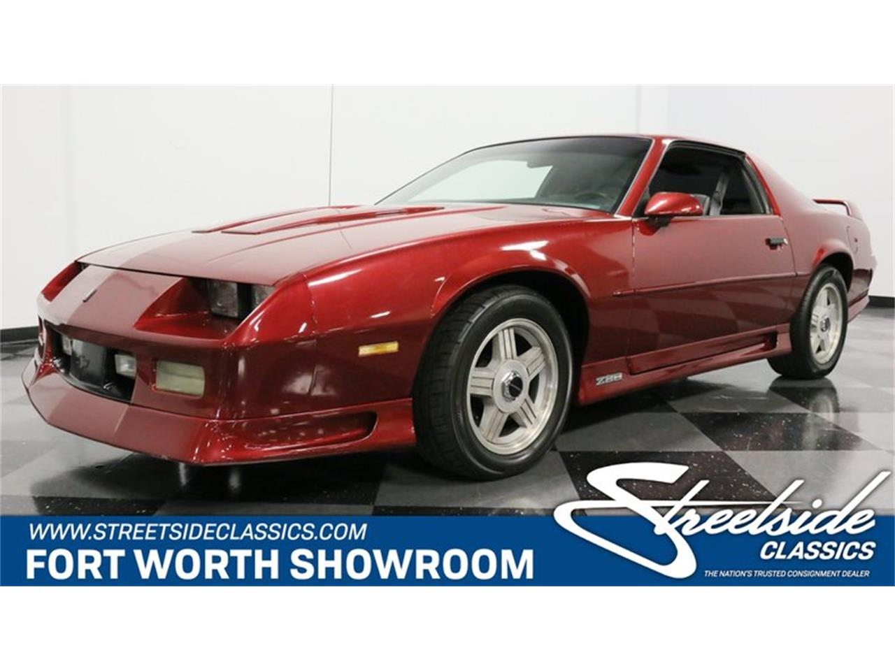 Large Picture of '91 Chevrolet Camaro located in Ft Worth Texas - PBLJ